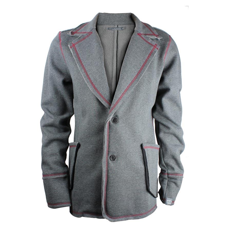 Fleece Blazer Jacket