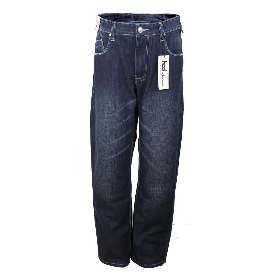 Denim Jeans Rinse Wash