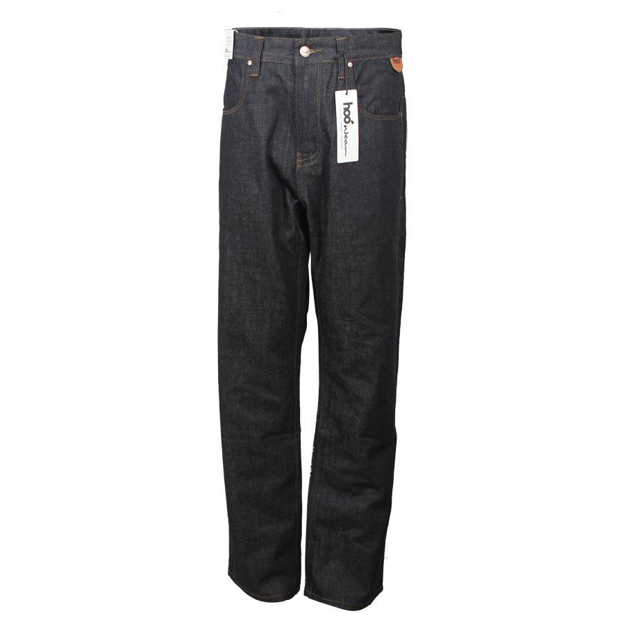 Denim Jeans Raw black