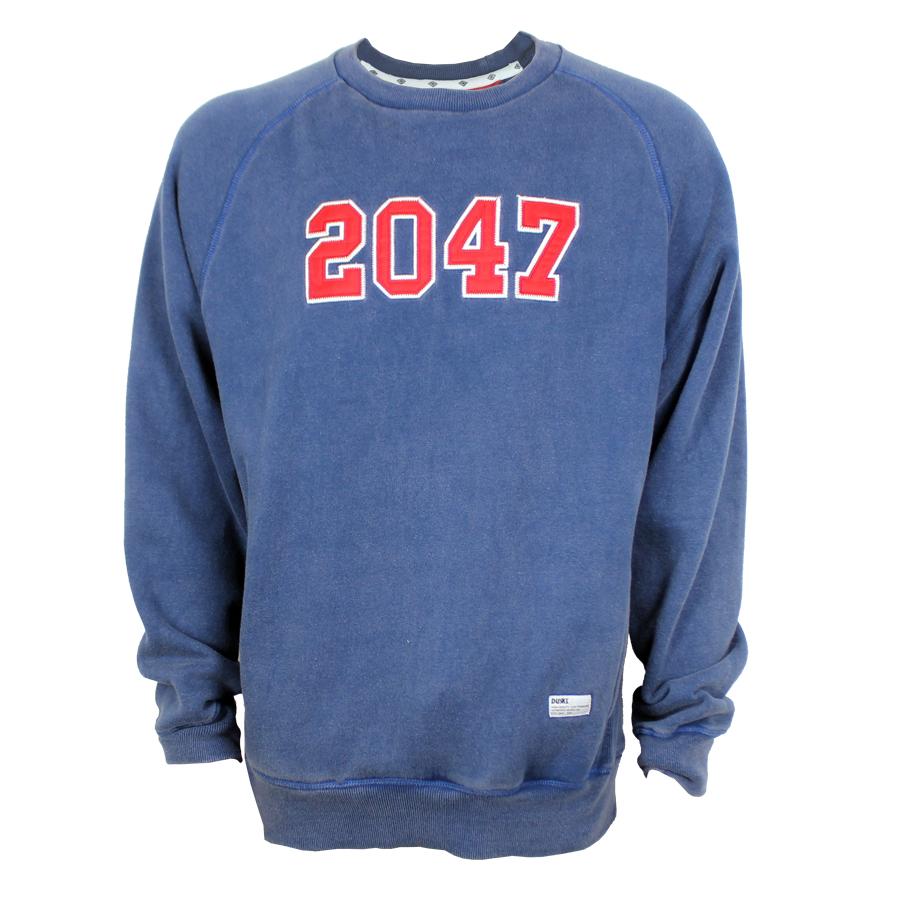 Enzyme Wash Sweatshirt