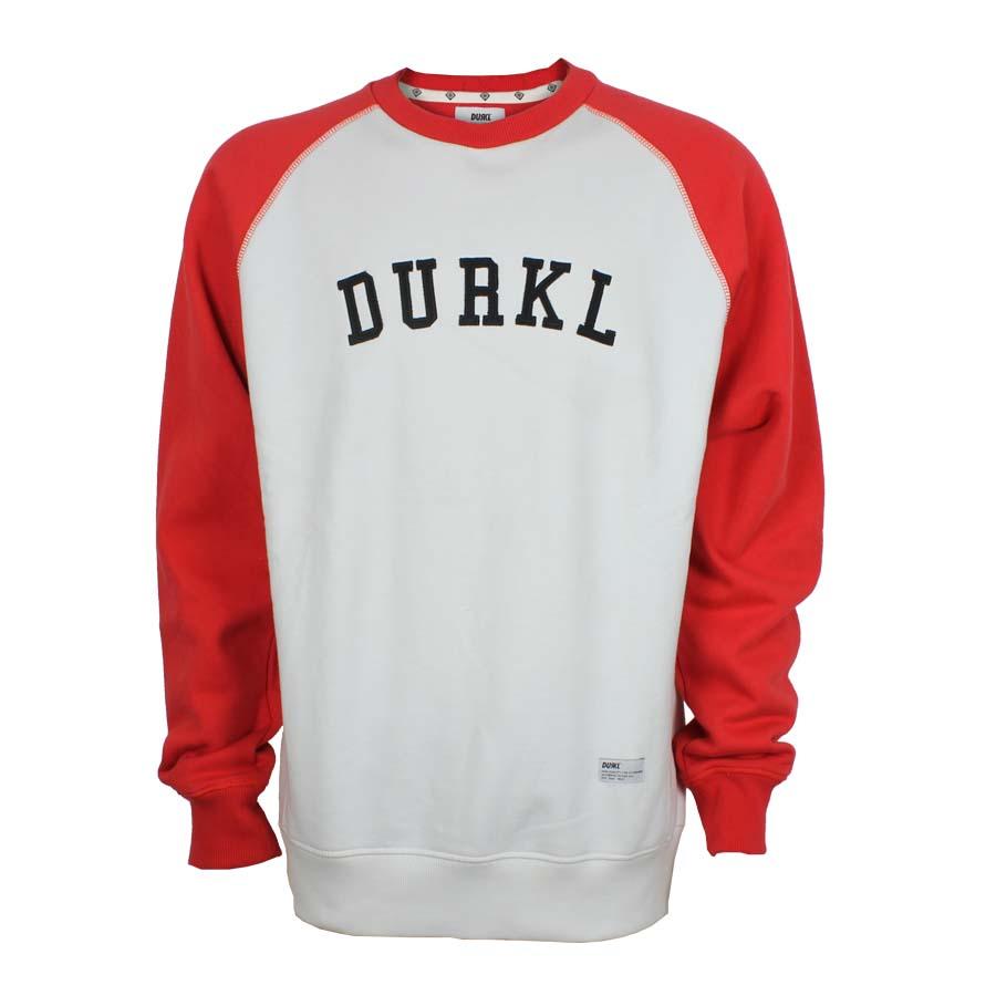 Classic Baseball Raglan Sweatshirt